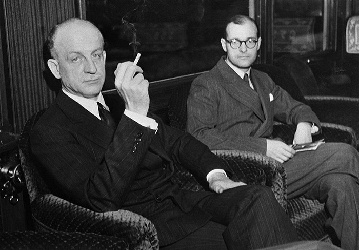 sumner welles and george kennan