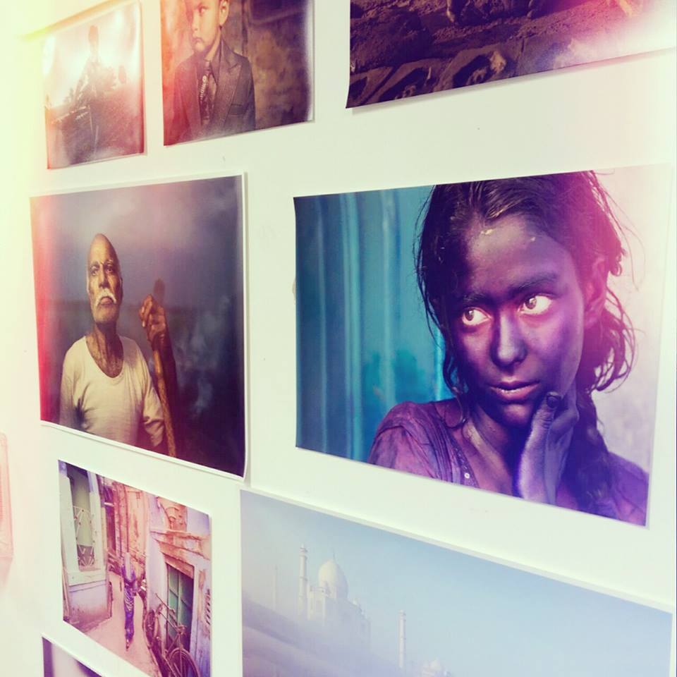 At the FotoWeekDC's FotoBazaar, 250 exhibitors displayed and sold their work.