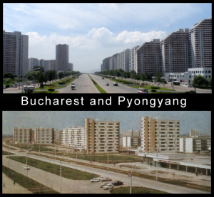 Bucharest of Pyongyang?
