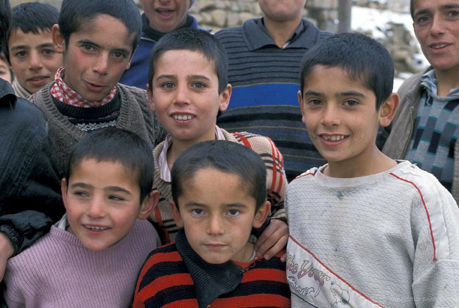 iranian young boys