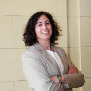 Meridian Social Innovation Fellow Cristina Aranda Gutierrez