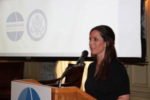 Katherine Brown, Executive Director, U.S. Advisory Commission on Public Diplomacy