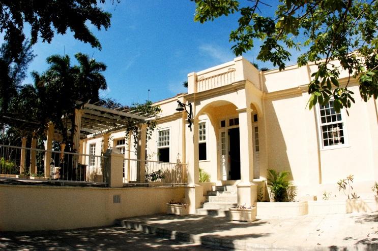 Finca Vigia, Hemingway's villa in Havana. Courtesy of Zona Libre Radio Online.