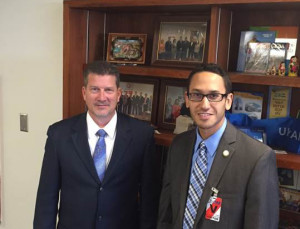 Meeting with Ohio Inspector General Randy Meyer
