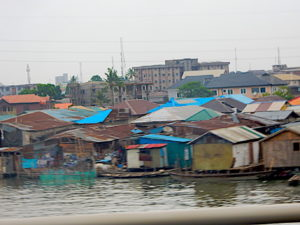 river settlements