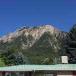 A shot of Mt. Olympus in Millcreek, Utah