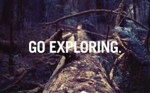 Go Exploring