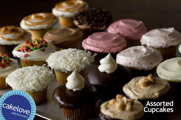 CakeLove's Cupcakes