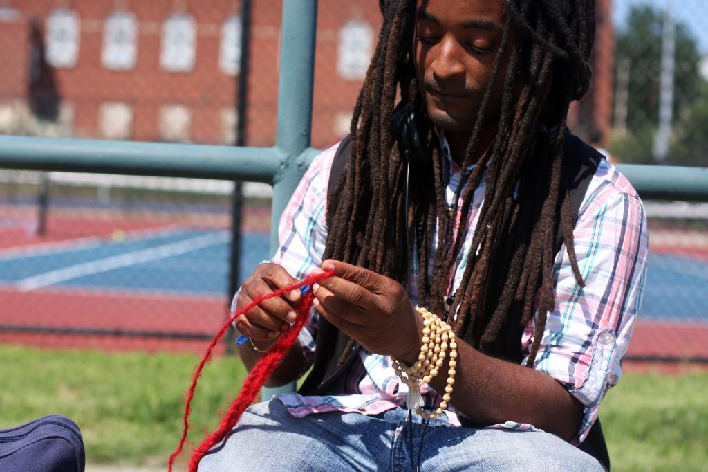 crochet kingpin