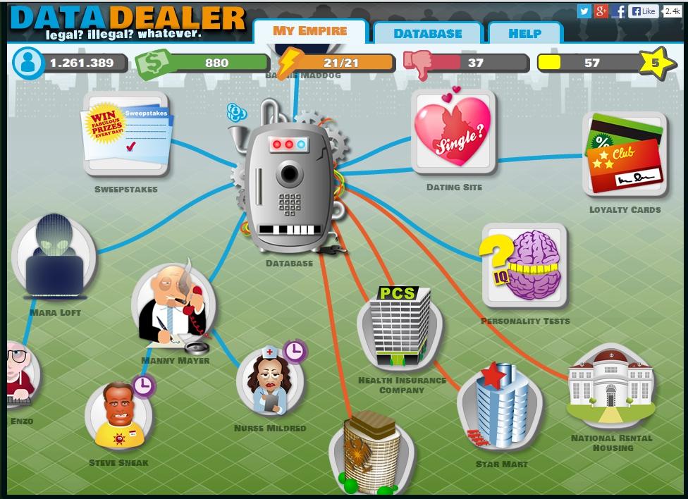 Data-Dealer