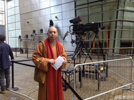 Monk at Bloomberg