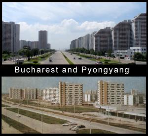Bucharest of Pyongyang?
