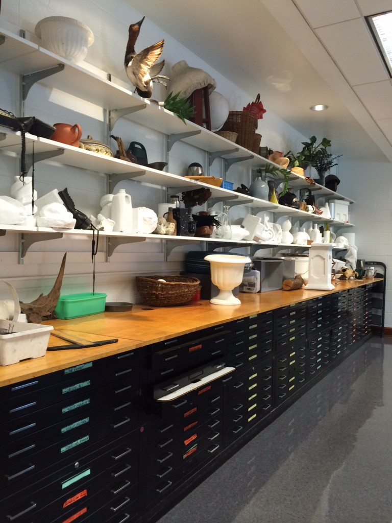 Behind-the-scenes tour of museum collections in D.C.