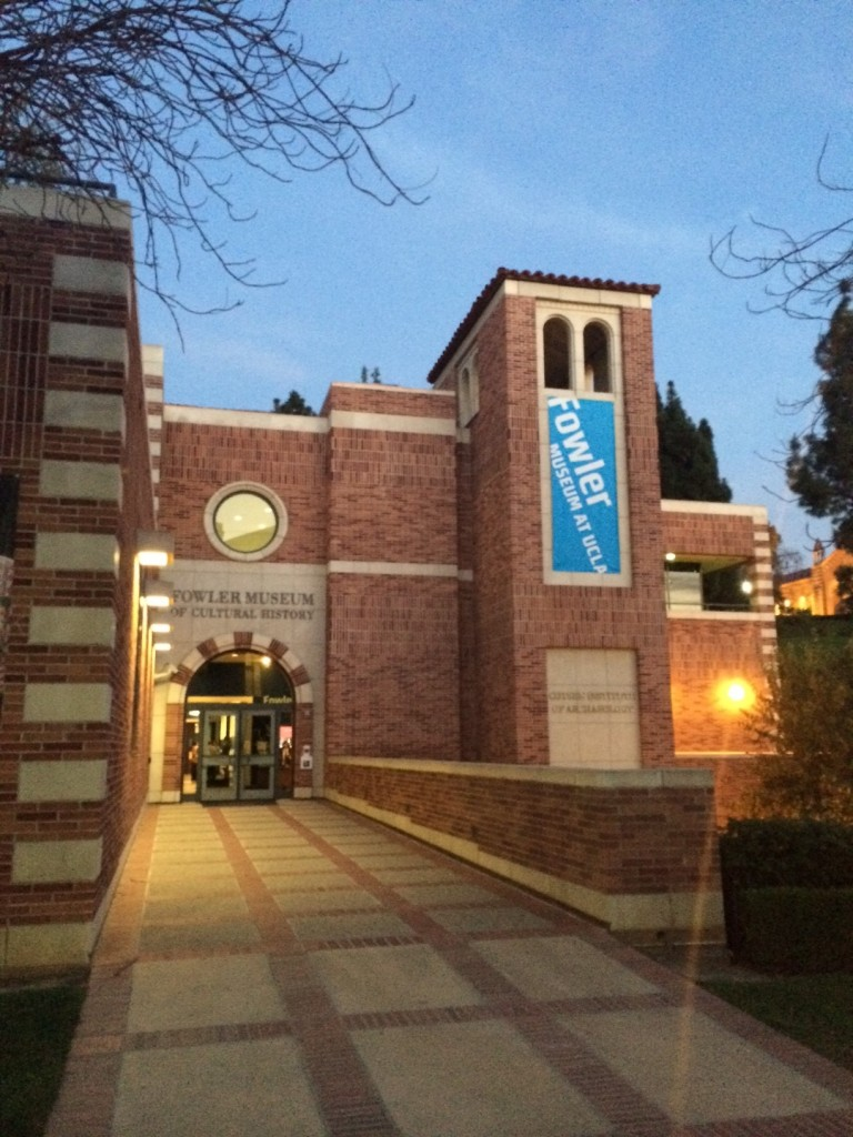 The Fowler Museum at UCLA, Los Angeles, California.