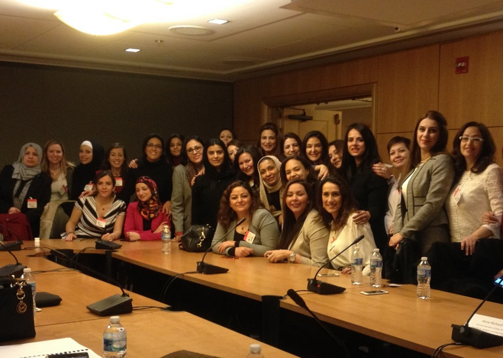 Women's empowerment, entrepreneurship, and foreign policy discussed at the Department of State.