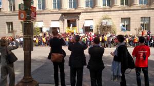 DC Protestors