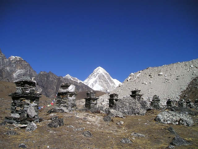 The Himalayas is home to some of the world's oldest and richest cultural traditions.