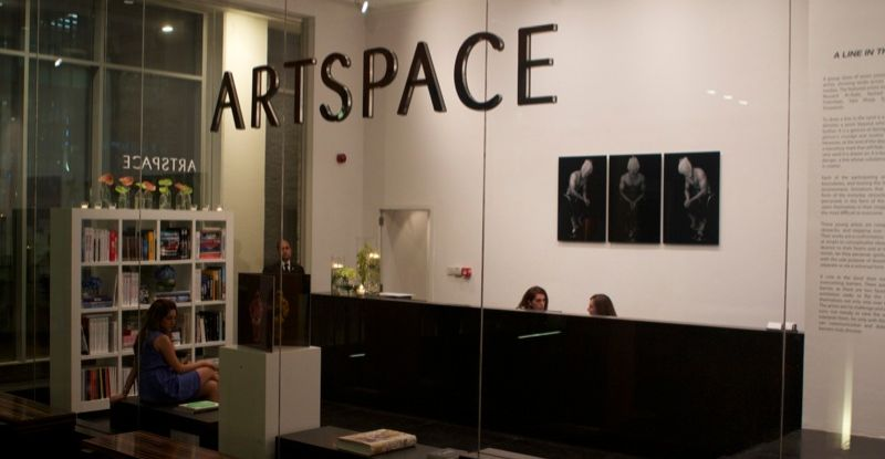 Artspace at the Dubai International Financial Center, where many art gallaries have taken root/Courtesy of Marcoma Villa.