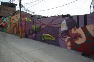 21 de Febrero mural