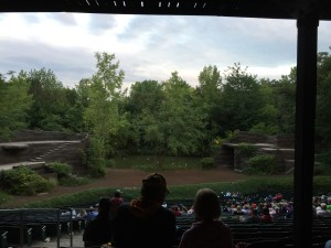 Tecumseh! Outdoor Drama Stage in Chillicothe, Ohio