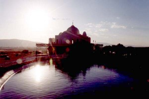 ISKON Temple (Spanish Fork, UT). Courtesy of the Pluralism Project.