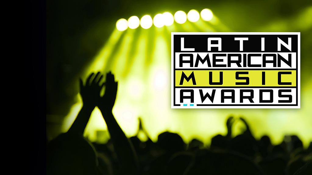 The inaugural Latin American Music Awards celebrated Spanish language music makers.