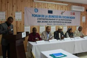 Forum de la Jeunesse de lOcean Indien