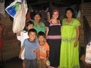 Sarah Gentry, RPCV Ecuador 2006-2008