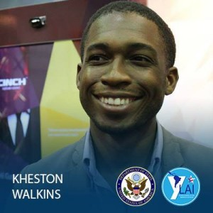 kheston walkins