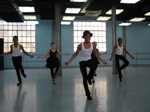 Dancers at the Lizt Alfonso Dance School.