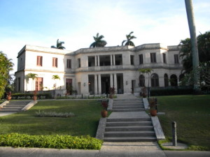U.S. Ambassador's Residence in Havana.