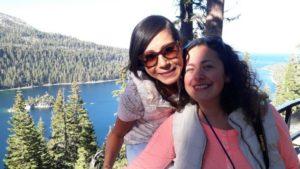 YLAI Fellows- Andrea and Bibi