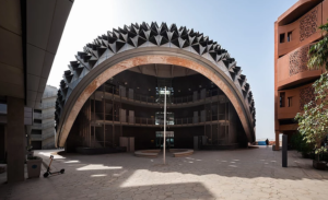 Auditorium at Masdar City