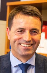 Prosecutor Arben Ismajli